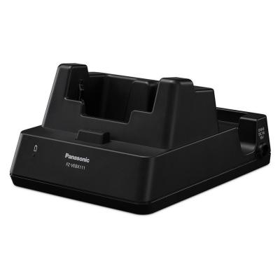 Panasonic Toughpad FZ-X1/FZ-E1 Desktop Cradle (inkl. Spare Battery Slot)
