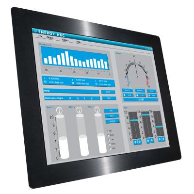 "Panelmaster 1918, 19"" Panel PC, Core i3, 8GB, 320GB HDD"