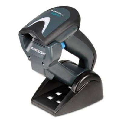 Datalogic Gryphon I GBT4430 2D Imager High Density, schwarz, inkl. Ladestation u