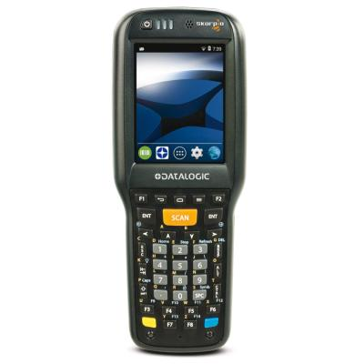 Datalogic Skorpio X4, 2D, USB, RS232, BT, WLAN, Func. Num., RB, Android 4.4