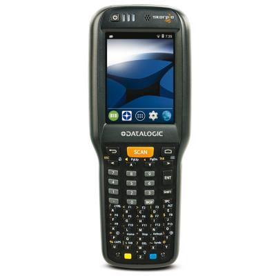 Datalogic Skorpio X4, 2D, USB, RS232, BT, WLAN, Alpha, Gun, RB, Android 4.4