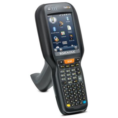 Datalogic Falcon X3+ 1D, Laser, AR, BT, WLAN, 52-key alphanum., Win CE 6.0
