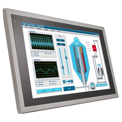"15.6"" IP66 Edelstahl-Touchmonitor ViewIT"