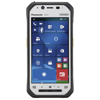 Panasonic Toughpad FZ-F1 4.7 Windows 10 IoT, Standard Akku