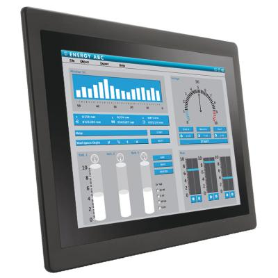 "Panelmaster 1556P, 15"" Panel PC, PCAP, Core i5-6200U, 4GB, 500GB HDD"