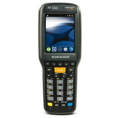Datalogic Skorpio X4, 1D, Imager, BT, WLAN, Num., RB, Android 4.4
