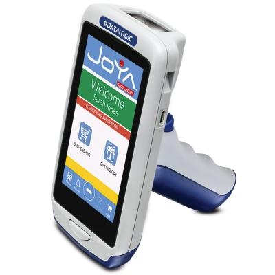 Datalogic Joya Touch+ Gun, 2D, BT, WLAN, NFC, Win EmbeddedCompact 7, USB-Kit