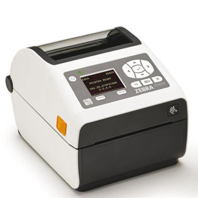 Zebra ZD620d Healthcare, 300dpi, Cutter, RTC, Display, USB, RS232, LAN, abschlie