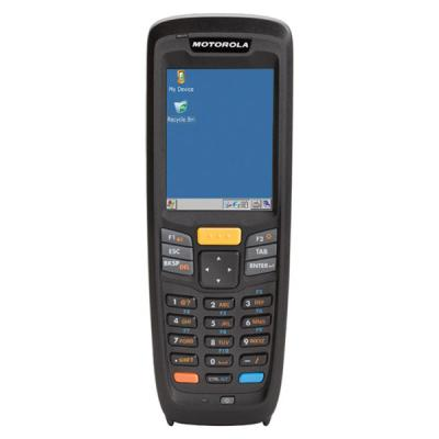 Zebra MC2180, 1D, Laser, 256MB, USB, BT, WLAN, Num.