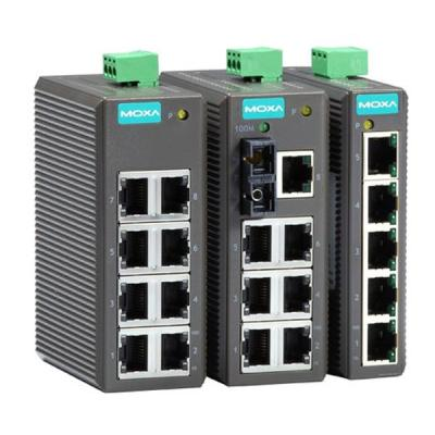 8-Port Ethernet Industrie Switch