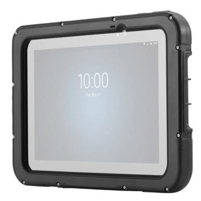 "Zebra ET50/ET55 Rugged Frame (8""), inkl. Rugged I/O Connector"