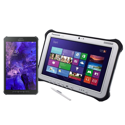 Industrie Tablets