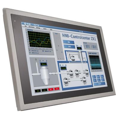 15 IP66 Edelstahl-Touchmonitor ViewIT
