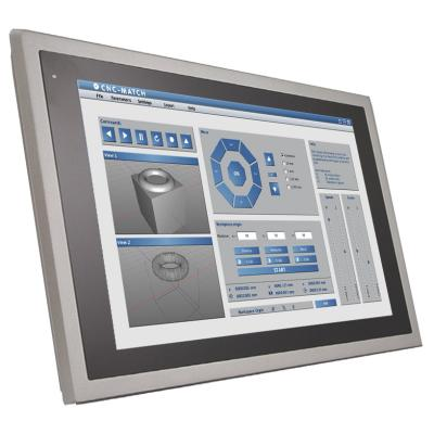 24 IP66 Edelstahl-Touchmonitor ViewIT