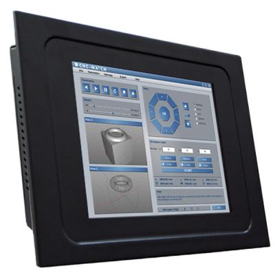 "Panelmaster 691, 6.5"" Panel PC, res.Touch, J1900, 4GB, 64GB SSD"