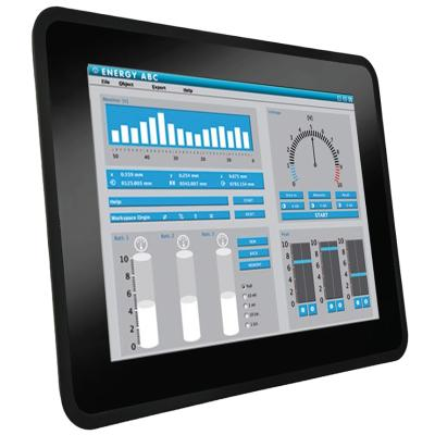 "Panelmaster 1127, 10.1"" Panel PC, PCAP Touch, Intel Core i5-7300U, 2.6GHz, 8GB,"