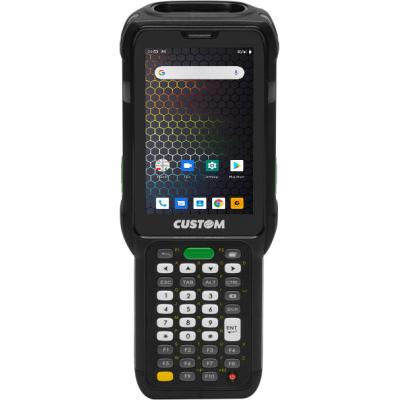 Custom K-RANGER KR500, 2D, BT, WLAN, NFC, 38-Key alphanum., IP65, Akku 5200mAh,
