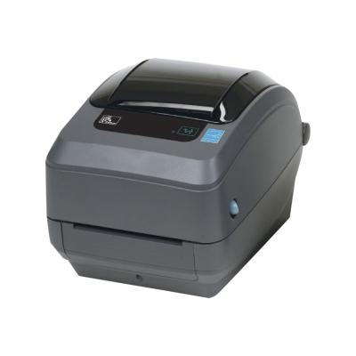 Zebra GX430t rev2, 12 Punkte/mm (300dpi), EPL, ZPL, Multi-IF, Printserver (Ethernet)