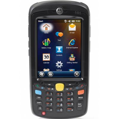 Zebra MC55X, 2D, Kamera, USB, WLAN, Num., Display, WEHH 6.5