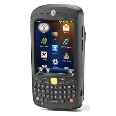 Zebra MC55X, 2D, USB, WLAN, Qwertz, Display, WEHH 6.5