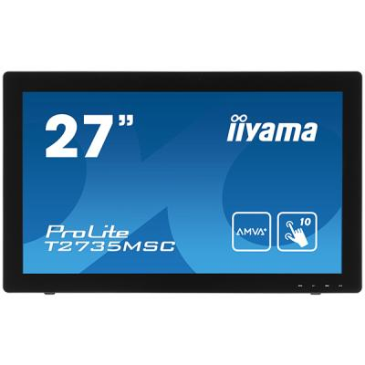 iiyama ProLite T2735MSC-B2, 68,6cm (27), Projected Capacitive, Multi Touch, Fu