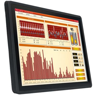 Panelmaster 1520, 15 Panel PC, ARM V40, 1GB, 8GB Flash