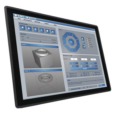 Panelmaster 1720, 17 Panel PC, ARM V40, 1GB, 8GB Flash
