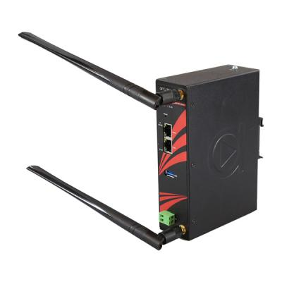 Industrial Router, WiFi , 802.11 b/g/n/ac, 867Mbits,  2,4Ghz/5Ghz,-40 - 70C