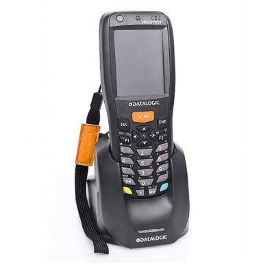 Datalogic Memor X3, 2D, Area Imager, USB, RS-232, Num., Kit (USB), inkl. Lade-/Übertragungsstation