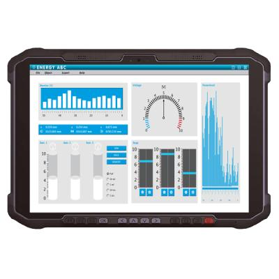 "Newland Speedata SD100 Orion 10"" Industrie Tablet inkl. 2D Scanner, IP65, 4GB RAM, 64GB ROM, Android"