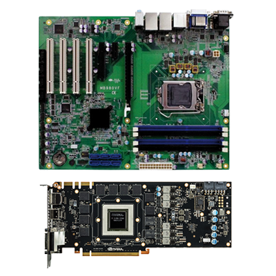 Mainboards, CPU-Karten & Backplanes