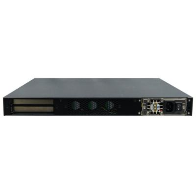 1U Network Appliance 382S, Core i3 4330 3.5GHz, 4GB, 128GB SSD, 8xGLAN