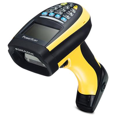 DTL PowerScan PM9100, 433MHz, Gun Only mit Display und 16 Tasten
