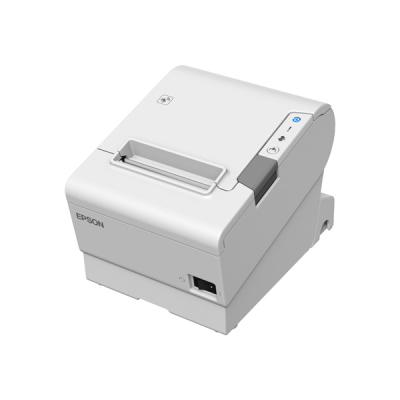 Epson TM-T88VI, USB, RS232, Ethernet, weiß