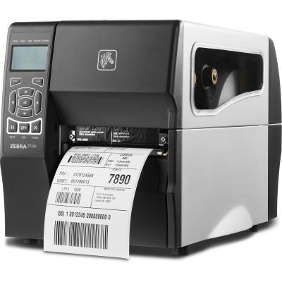 Zebra ZT230 (203dpi), Peeler, Display, USB, RS232, Ethernet