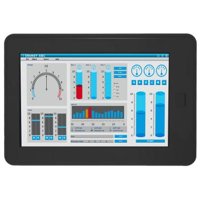 "Hygrolion Tab MPC2UR, 10.1"" Industrie Tablet inkl. 2D Scanner, USB-Charger, UMTS, RFID, IP66"