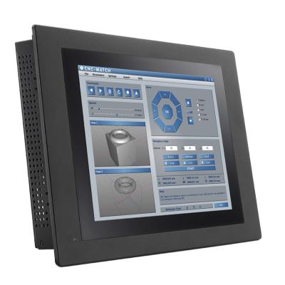 "Panelmaster 1059H 10"" TFT+Touch, E3845, Wide Temperature, lüfterlos"