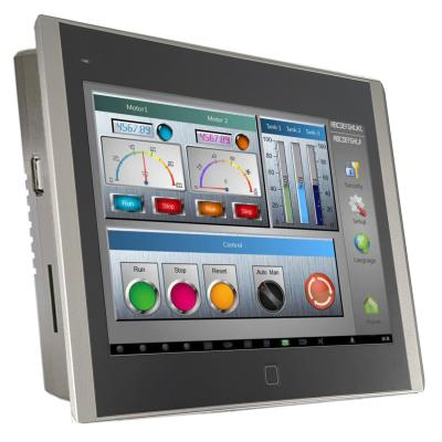 "Panelmaster 1091 HMI, 10.2"", ARM Cortex A8, 512MB RAM inkl. Software"