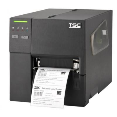 TSC MB340 (300dpi), RTC, USB, RS232, LAN, WLAN, UK