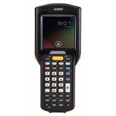 Zebra MC3200 Premium, 1D, BT, WLAN, 38-Key alphanum., Gun, Display, Android 4.1.
