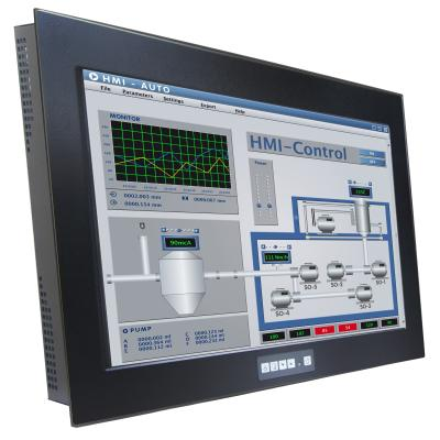 "21.5"" Industrie Touchmonitor mit DVI"