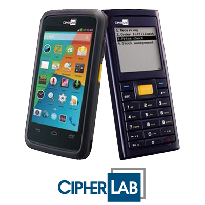 CipherLab Scanner