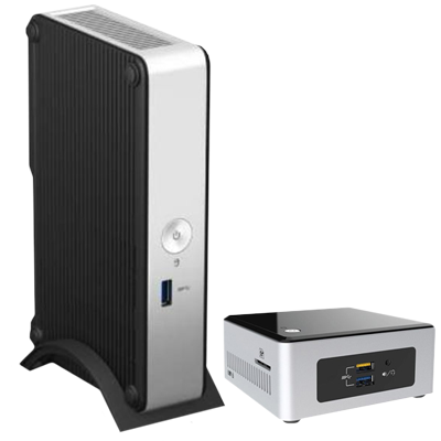 Mini-PCs / NUC