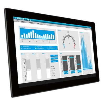 "Panelmaster 2138 21.5"" Multi-Touch, Panel PC, Bay Trail J1900, 4GB, 64GB SSD"