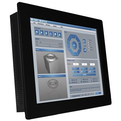 "Panelmaster 1955, 19"" Panel PC, Core i5, 4GB, 320GB HDD"