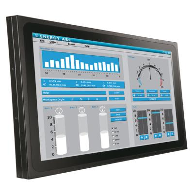 Panelmaster 2159S, 21,5 Panel PC, kap. Touch, Core i5, 4GB, 128GB SSD