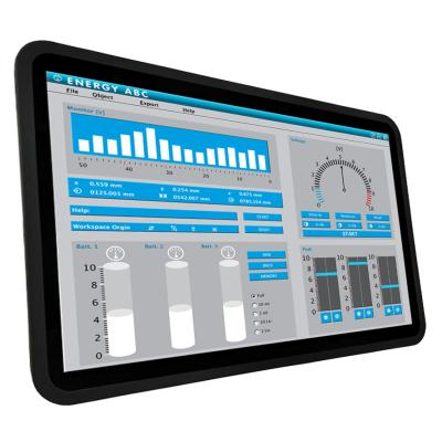 "Panelmaster 2120, 21.5"" Panel PC, ARM V40, 1GB, 8GB Flash"
