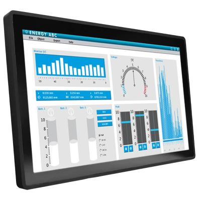 "Panelmaster 2127, 21.5"" Panel PC, PCAP Touch, Intel Core i5-7300U, 2.6GHz, 8GB, 128GB SSD"