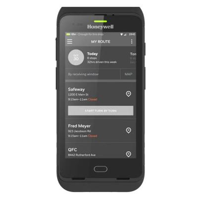 Honeywell CT40 N6603, 2D, SR, BT, WLAN, 4G, NFC, GPS, PTT, Android 7.1