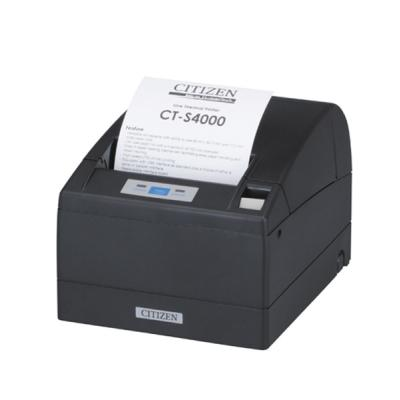 Citizen CT-S4000/L (203dpi),Cutter,USB,RS232,black